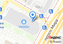 Компания «VeloGo» на карте