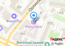 Компания «Росагропромавто» на карте