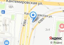 Компания «Стоянка-88» на карте