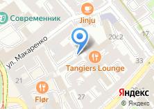 Компания «СтройПроектЭкспертиза» на карте