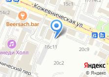 Компания «Хостел на Павелецкой» на карте