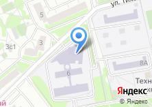 Компания «Средняя общеобразовательная школа №274» на карте