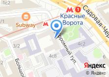 Компания «4pda-service» на карте