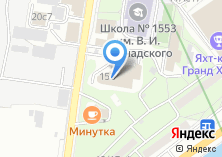 Компания «Строящееся административное здание по ул. Дербеневская» на карте