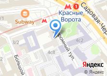 Компания «ЮрЛекс» на карте
