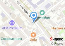 Компания «Шарми» на карте