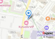 Компания «ЦВТ» на карте