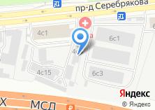 Компания «МосГорТип» на карте