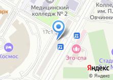 Компания «ВАВИЛОН» на карте
