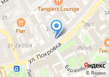 Компания «Виртуаль» на карте
