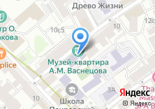Компания «Промбурвод» на карте