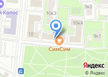 Компания «Штирлиц» на карте