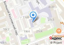 Компания «Российский союз сельской молодежи» на карте