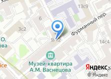 Компания «Изобилие» на карте