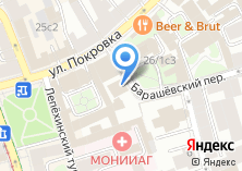 Компания «Главное Управление МЧС России по Московской области» на карте