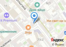 Компания «ЭСИДБАНК» на карте