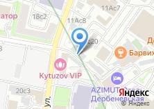 Компания «ДИОД» на карте