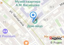 Компания «Машкова 1» на карте