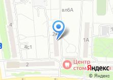 Компания «Двина» на карте