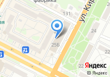 Компания «Строй-СВ» на карте