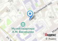 Компания «Аква строй» на карте