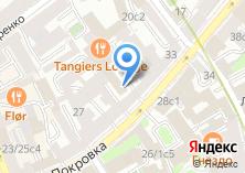 Компания «Ретро Москва» на карте