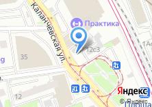 Компания «Кафе-бар на Каланчёвской» на карте
