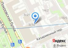 Компания «Техэлектрокомплект» на карте