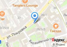 Компания «Барышников и партнеры» на карте