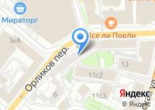Компания «Рус мар» на карте