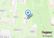 Компания «Терсис» на карте