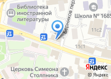 Компания «ОФК Банк» на карте