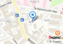 Компания «ДАТАТЕЛ» на карте