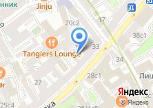 Компания «Рябчик» на карте