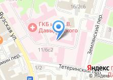 Компания «Ритус-Сервис» на карте