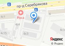 Компания «Центр сварочной техники» на карте