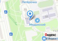 Компания «Библиотека №233» на карте