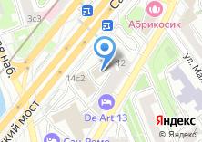 Компания «БДМ ПРОЕКТ» на карте