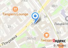 Компания «АКБ ЭЛЬБИН» на карте