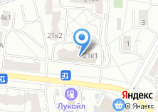 Компания «Папа Джонс» на карте