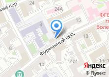 Компания «Общественный пункт охраны порядка Центрального административного округа» на карте