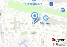 Компания «Авто-Аргус» на карте
