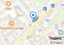 Компания «Максам Русия» на карте