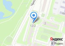 Компания «АВТОТЭКС» на карте