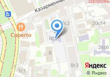 Компания «Детский сад №1983» на карте