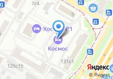Компания «Центр продюссирования моделей Столица» на карте