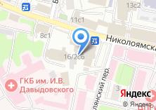 Компания «Ars-sport.ru» на карте