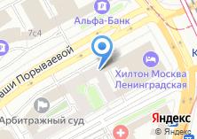 Компания «Агентство недвижимости Алексея Тихомирова» на карте