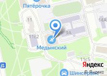 Компания «Медынский» на карте