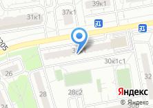 Компания «Территориальная избирательная комиссия района Северное Медведково» на карте